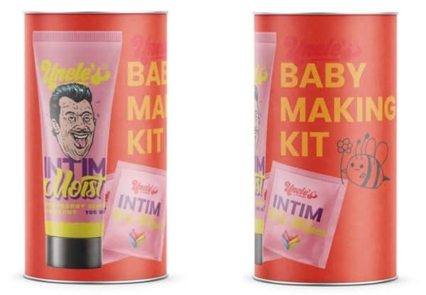 Dick Johnson Baby Making Kit
