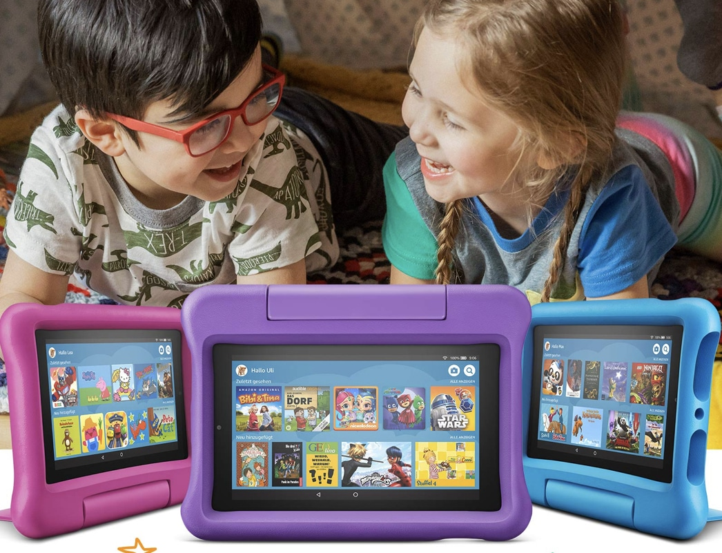 Fire 7 Kids Edition-Tablet