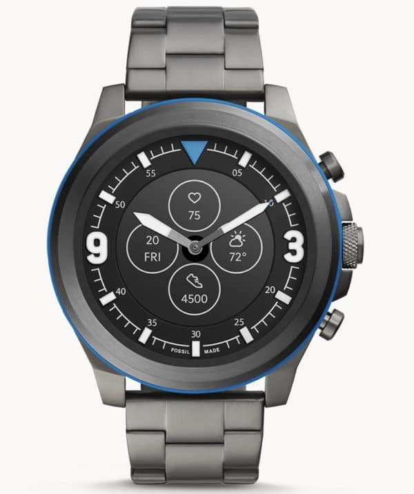 Fossil Hybrid Smartwatch HR Latitude
