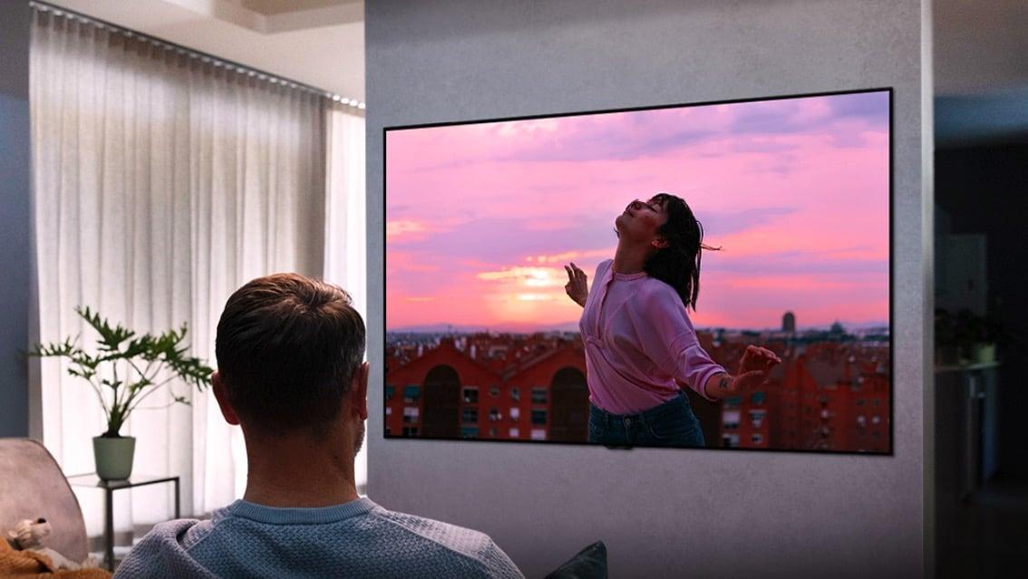 LG 55UN71006LB LCD TV