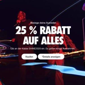 🎉 25% auf ALLES bei NIKE + keine Versandkosten 👟💥 z.B. die Air Max 2090 Sneaker