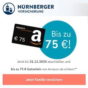 Risikolebensversicherungen Nürnberger