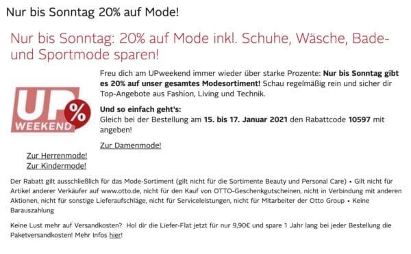 Otto Sale Mode