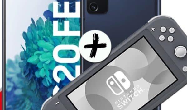 S20FE Switch