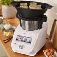 SILVERCREST® Küchenmaschine Monsieur Cuisine Connect