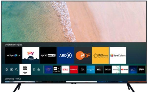 Samsung GU75TU7079U LED-Fernseher
