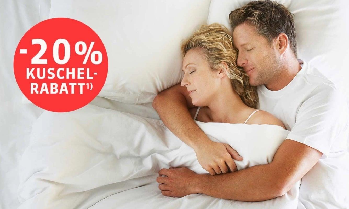 Schlafwelt 20 Prozent Gutschein auf alles