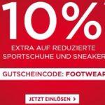 [Endspurt] Sneaker-Sale + 10% Gutschein 🎉👟 mit Nike, Adidas & mehr bei Engelhorn