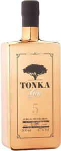 Wir feiern 5 Jahre TONKA GIN und möchten uns herzlich bei Euch bedanken! Für unseren Distillers Cut haben wir uns etwas ganz Besonderes einfallen lassen Für unseren Distillers Cut haben wir uns etwas ganz Besonderes einfallen lassen und unseren TONKA GIN mit einem weiteren Botanical verfeinert.