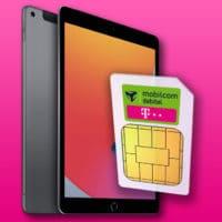 mobilcom telekom ipad sim karte