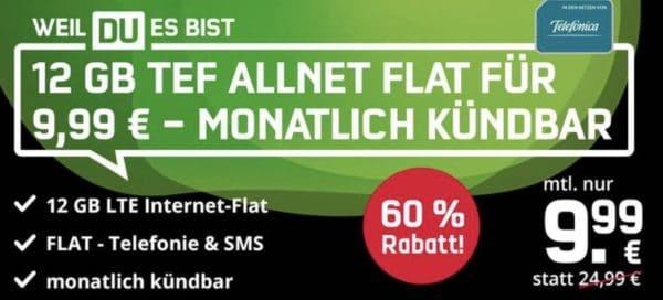 o2 allnet 12GB