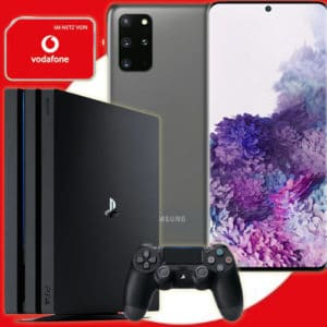 vodafone s20 plus ps4 pro