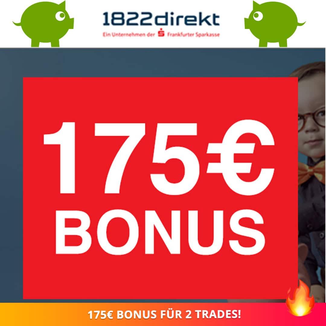 1822direkt Bonus Deal