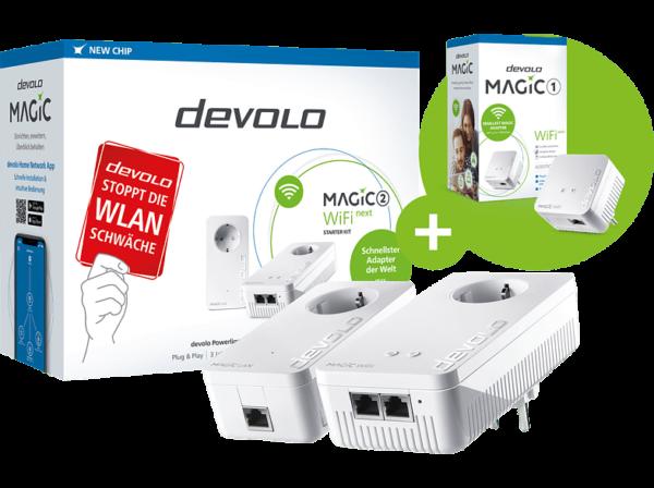 DEVOLO 8614-8559 Magic 2