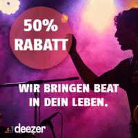 Deezer Rabatt2