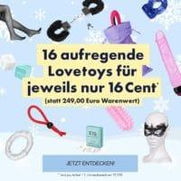 Eis.de Sale 16 Artikel für je nur 0,16€
