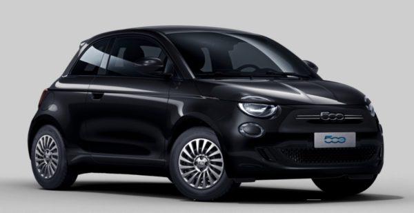 Fiat 500 Action Electro seite vorne 1