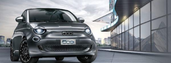 Fiat 500 Action Tech Stil breit
