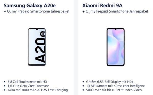 Galaxy a20 redmi 9a