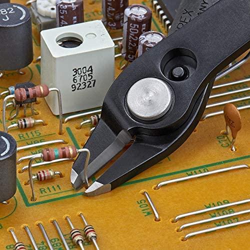 Präzisionszangen für feinste Schneidarbeiten, z. B. in Elektronik und Feinmechanik