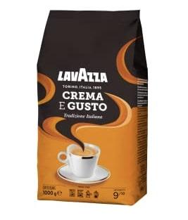 Prime: 1 kg Lavazza 'Crema E Gusto' ☕️ Kaffeebohnen (im Spar-Abo)
