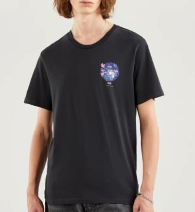Levi´s Shirt in Anthrazit