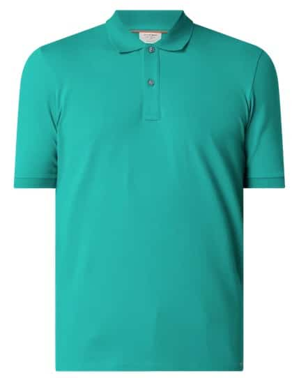 OLYMP Level Five Body Fit Poloshirt aus Piqué