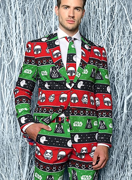 OppoSuits Star Wars Festive Force Anzug