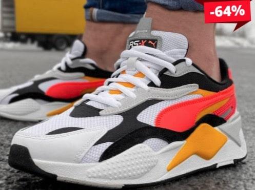 PUMA RS-X³ Puzzle Sneaker Herren