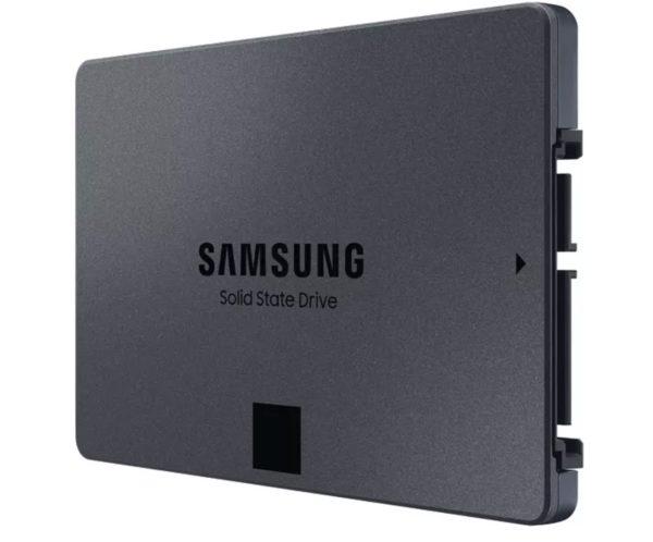 SATA SSD mit hoher Speicherkapazität für Alltagsanwendungen am PC oder Laptop