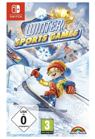SW WINTER SPORTS GAMES