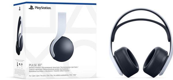 Genieße stilvolles Spielvergnügen mit einem eleganten Headset, das den Look deiner PS5-Konsole perfekt ergänzt und über optimierte Ohrpolster und ein Kopfbügelband für zusätzlichen Komfort verfügt