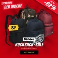 Sportspar Dickies Rucksäcke für nur 8,88€