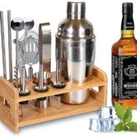 Pro und Time Saver: Dieses Kit enthält alle Verbrauchsmaterialien, die Sie benötigen. Sie werden den verbesserten Geschmack von Tequila, Rum, Wodka, Gin, Whiskey, Bourbon, Scotch, Cognac, Brandy, Portwein, Sake, Likören und Mixern wie nie zuvor erleben! Sie können auch beliebige Mischer verwenden.