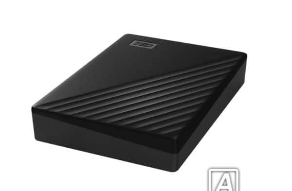 4 TB USB3.0 2,5 Zoll Automatische & kontinuierliche Datensicherung, Hardwareverschlüsselung 3 Jahre Garantie