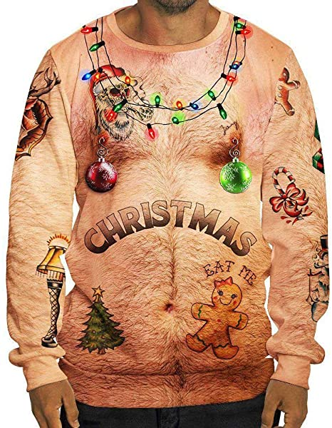 Weihnachtspullover