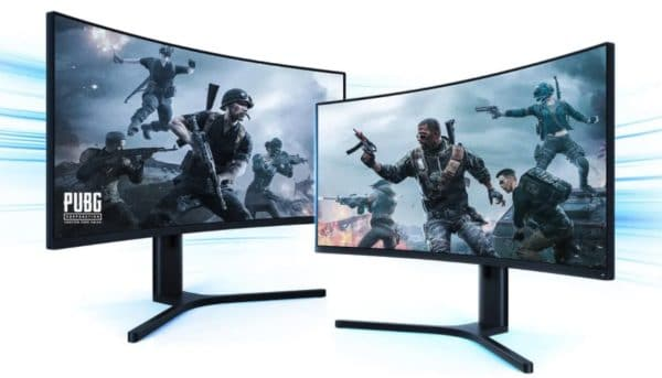 Xiaomi Curved 34 Zoll WQHD IPS Gaming-Monitor mit 144Hz
