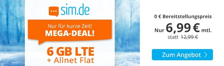 20210126 simde NL Mega Deal 6GB 6 99 Winter 730px