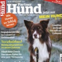 Abo der Zeitschrift Partner Hund bei Aboheld