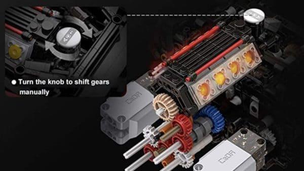 BOXX CADA C61042w Technik Auto