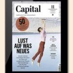 [Endet heute] Capital als E-Paper im Jahresabo für nur 2,49€ 📰
