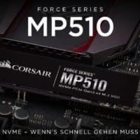 Corsair Force-Serie MP510 240GB SSD