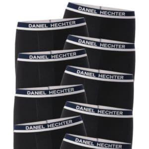 Daniel Hechter 10er Pack Boxershorts schwarz