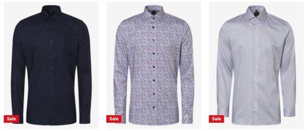 Diverse Olymp Hemden bei VAN GRAAF