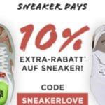 [Endspurt] Sneaker-Sale + 10% Gutschein 🎉👟 mit Adidas, Reebok & mehr bei Engelhorn