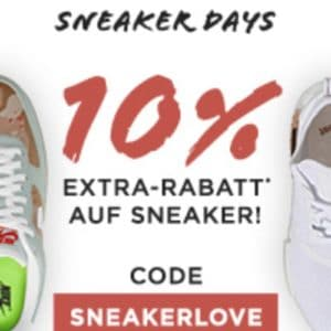 Engelhorn Sneaker mit 10 Prozent Extra Rabatt