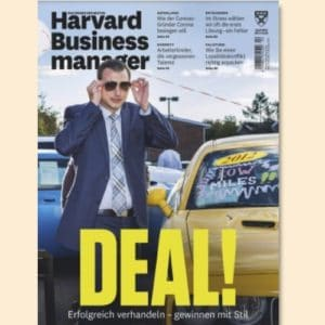 Harvard Business manager im Abo