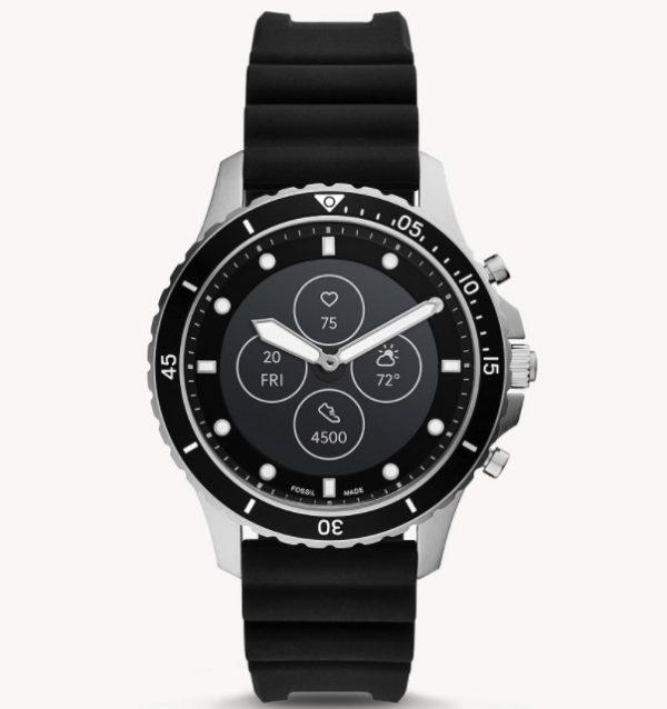 Hybrid Smartwatch HR FB-01 Silikon
