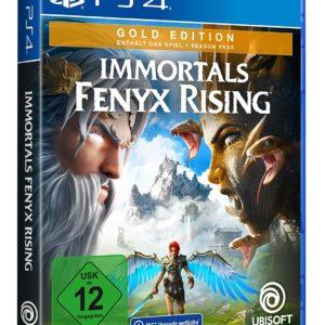 Die Gold Edition enthält das Hades der Schattenmeister-Charakter-Paket, das Orions gesegnete Waffen-Paket und die Prisma-Flügel