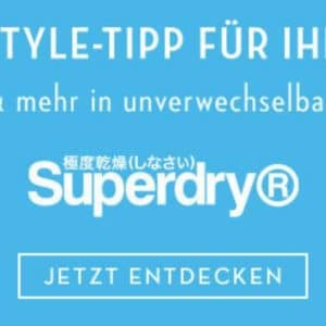 Limango Superdry Sale